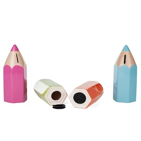 PENCIL MONEY BOX HF