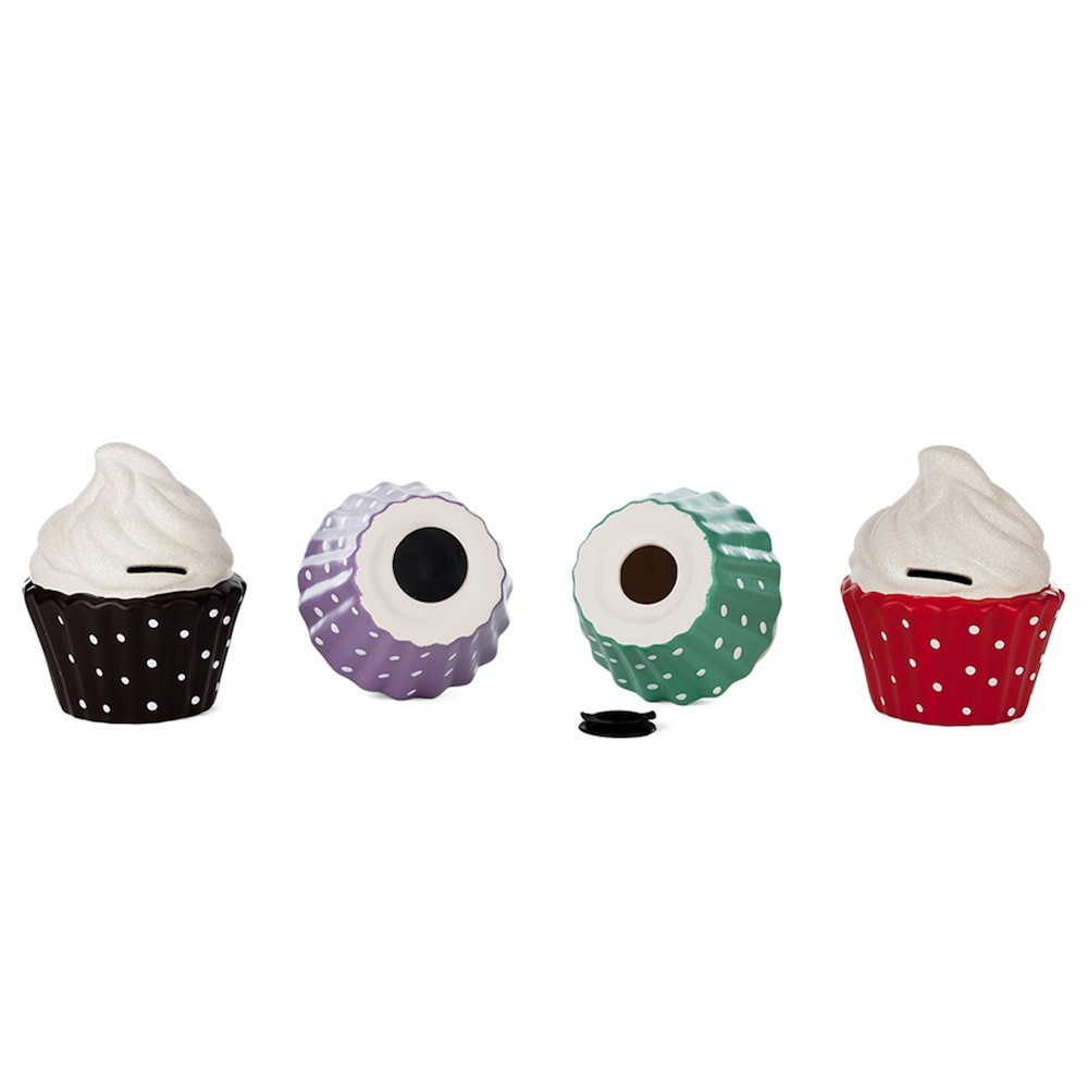 CUPCAKE MONEY BOX HF