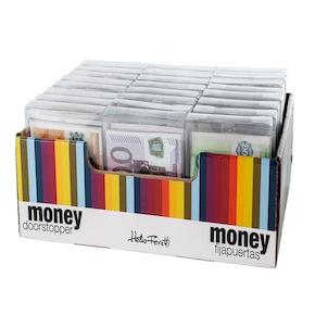 MONEY DOORSTOPPER HF - Item1