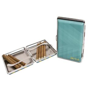 METALIC TOBACCO CASE HF