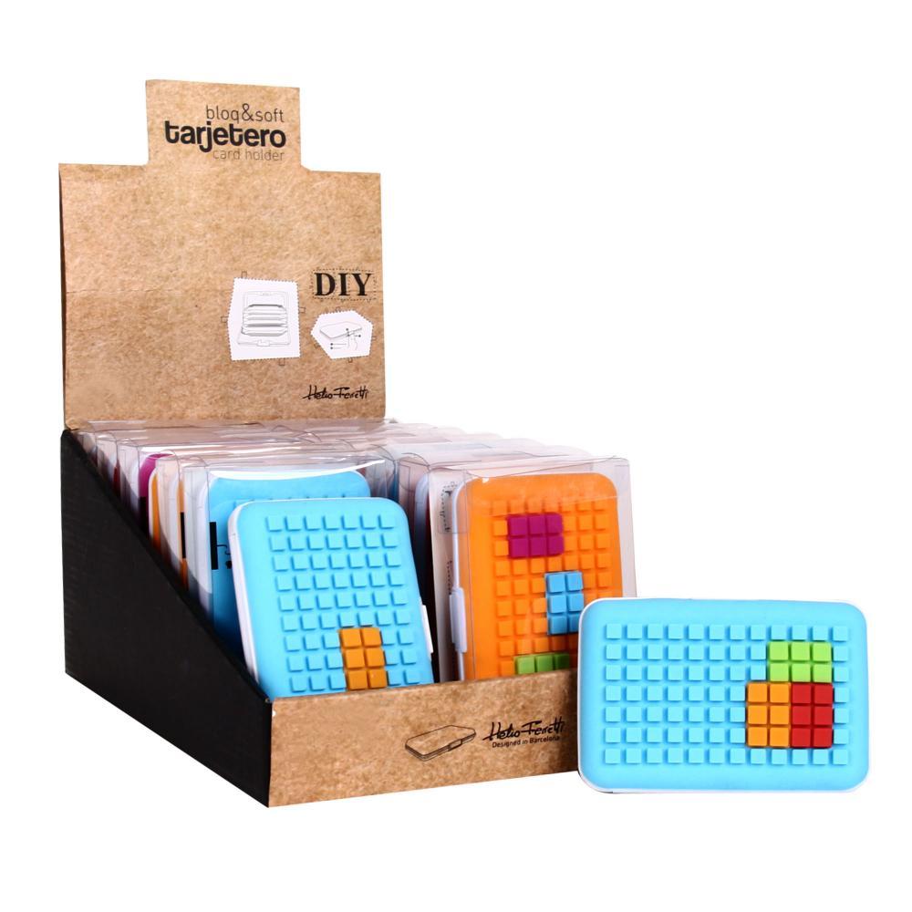 CARD HOLDER BLOQ&SOFT HF
