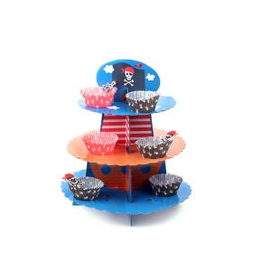 CUPCAKE STAND PIRATE HF - Item