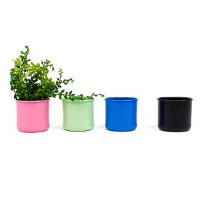 SMALL FLOWER POTS IMAN DECO HF