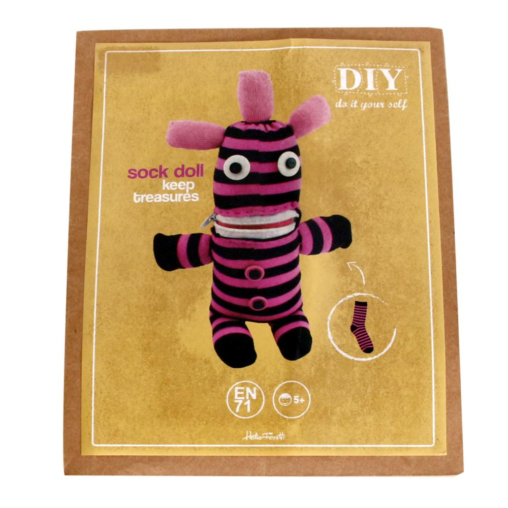 DYI SOCK DOLL HF