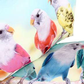 CUSHION PARAKEETS HF - Item3