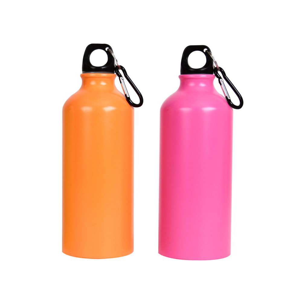 ALUMINUM WATER BOTTLE FLUOR HF
