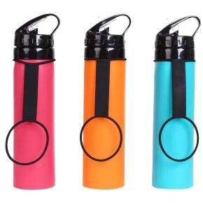 SILICONE FOLDABLE BOTTLE HF