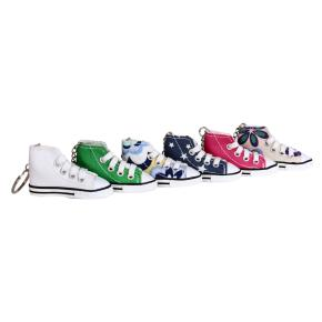FLOWER SNEAKERS KEYCHAINS HF - Item