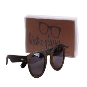 STYLISH BAMBOO GAFAS HF