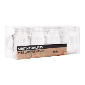 SET 4 JARRA MASON MINI HF