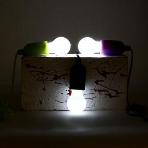BULB LED LIGHT STRING HF - Item3