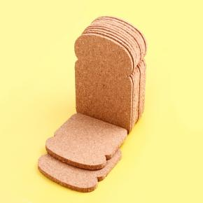 COASTER CORK TOAST HF - Item