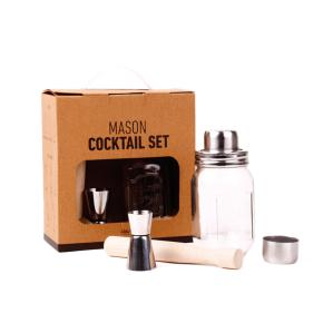 COCKTAIL MASON SET VINTAGE HF - Ítem1