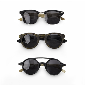 SUNGLASSES TRENDY HF