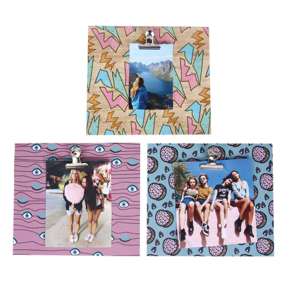CLIPBOARD PHOTO FRAME HF