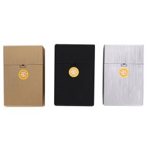 METAL CIGARRETTE CASES CLICK HF