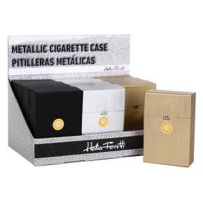 METAL CIGARRETTE CASES CLICK HF