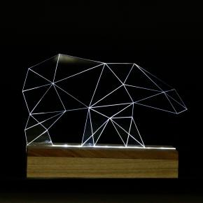 FIGURAS LED GEOMETRIC (OS, CIER) HF - Ítem2