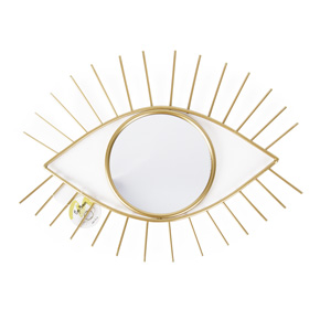 EYE MIRROR SOFT GOLD HF
