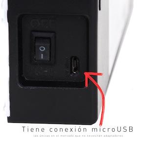 A6 SILVER LIGHT BOX LCM - Item1