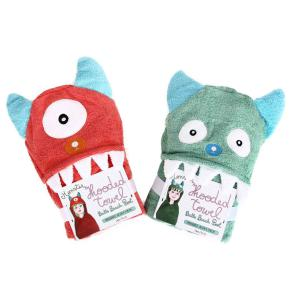 CHILD MONSTER TOWELS HF
