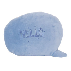 DIALOGUE CUSHION HELLO & WOW! HF - Item2