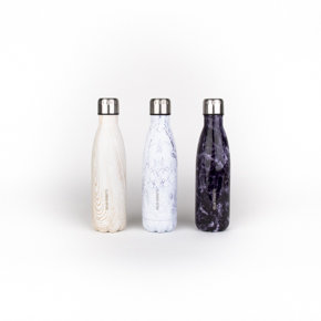 MARBLE METAL BOTTLE HF