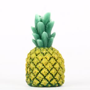 CANDLE SET PINEAPPLE HF - Item1