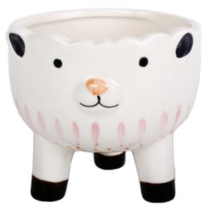 ANIMAL QUIET FLOWER POT HF - Item2