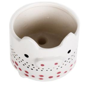 ANIMAL QUIET FLOWER POT HF - Item6
