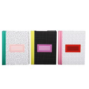 MEMPHIS SMALL NOTEBOOKS HF