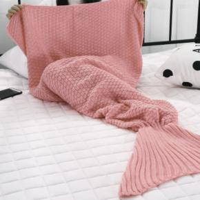MERMAID TAIL BLANKET HF