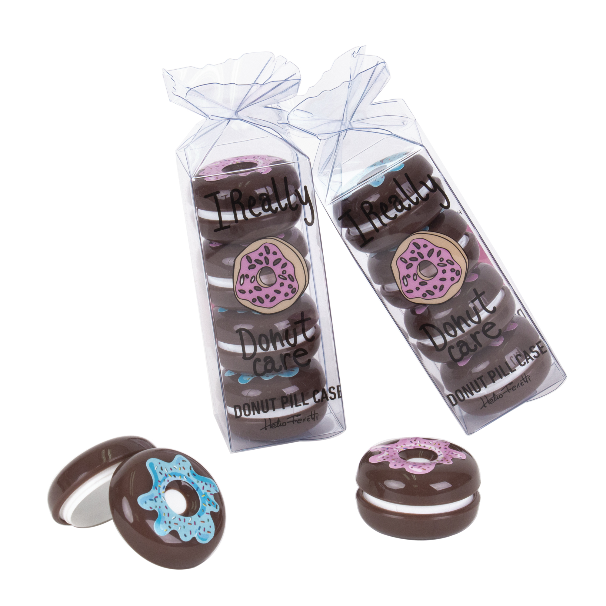 DONUTS PILL CASES HF