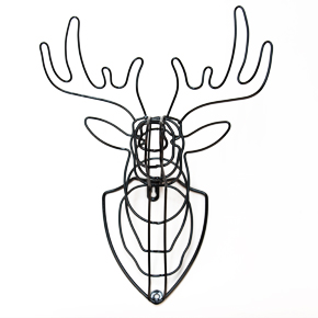 METALLIC HANGER MOOSE HF