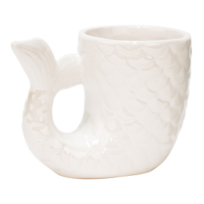 COFFEE MUG MERMAID TAIL HF - Item1
