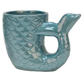 COFFEE MUG MERMAID TAIL HF - Item2
