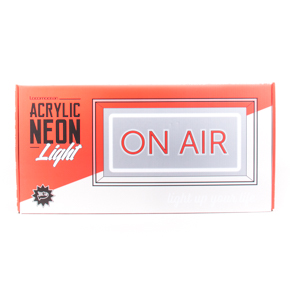ACRYLIC NEON BOX ON AIR LCM - Item2