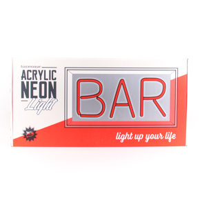 ACRYLIC NEON BOX BAR LCM - Item2