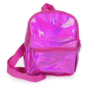 BACKPACK PINK HOLO HF