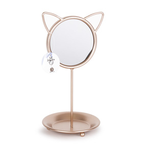 JEWELERY MIRROR CAT HF