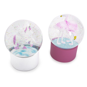 GLITTER MAGIC SNOWBALL HF