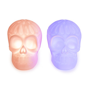 CATRINA SKULL LED LIGHT HF