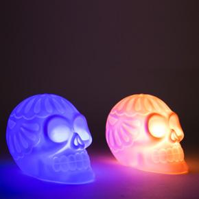 CATRINA SKULL LED LIGHT HF - Item1