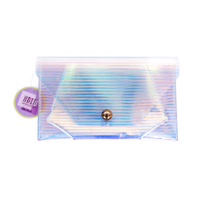 HOLO POUCH TEXTURE HF