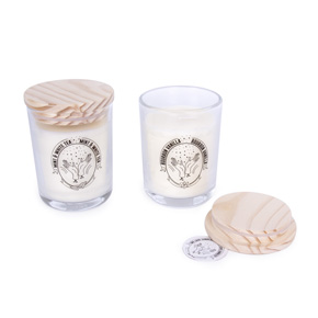 GLASS CANDLE FLAVOURS HF