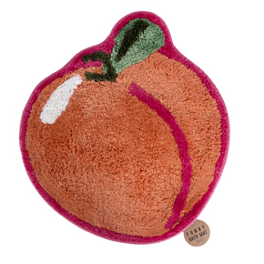 PEACH BATH MAT HF