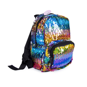 SEQUIN BACKPACK SPARKLES HF