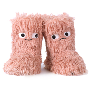 HAPPY UNHAPPY SLIPPER BOOTS HF