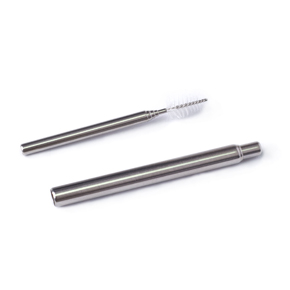 TELESCOPIC STAINLESS STEEL STRAW HF
