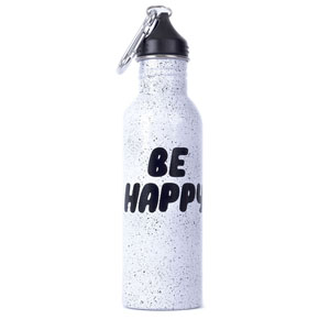 BOTELLA REUTILIZABLE BE HAPPY HF